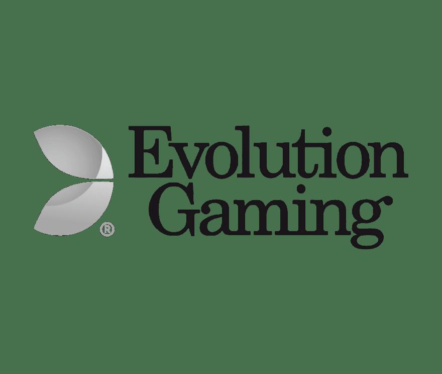 Best 128 Evolution Gaming Mobile Casinos 2021