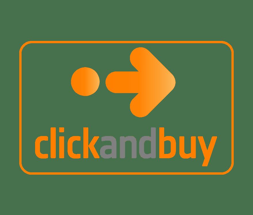 Top 12 ClickandBuy Mobile Casinos