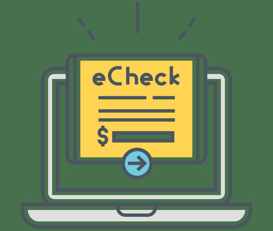 Top 5 eChecks Mobile Casinos