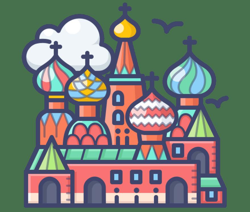 Best 66 Mobile Casinos in Russia