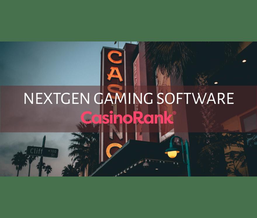 Best 45 NextGen Gaming Mobile Casinos 2021