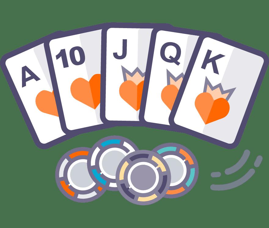 Best 57 Texas Holdem Mobile Casino in 2021